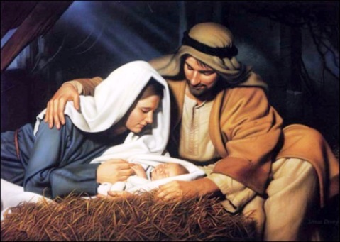 jesus manger christmas